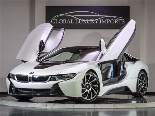 2015 BMW i8 for sale in Burr Ridge, Illinois 60527