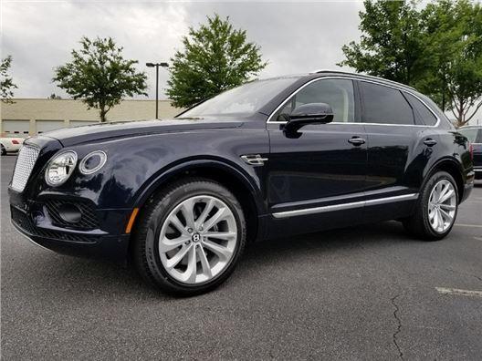2017 Bentley Bentayga for sale in Alpharetta, Georgia 30009