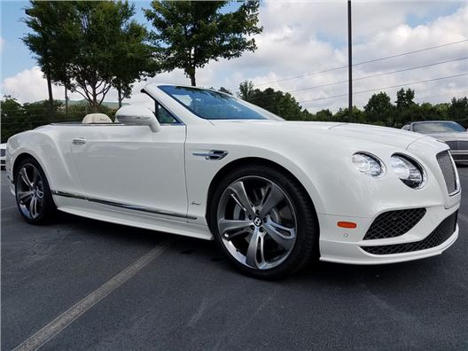 2017 Bentley Continental for sale in Alpharetta, Georgia 30009