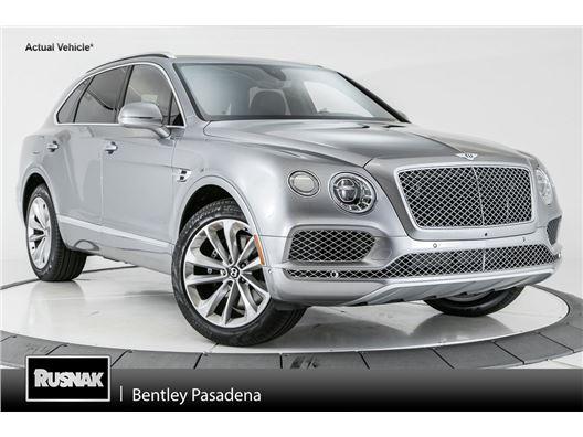 2017 Bentley Bentayga for sale in Pasadena, California 91105