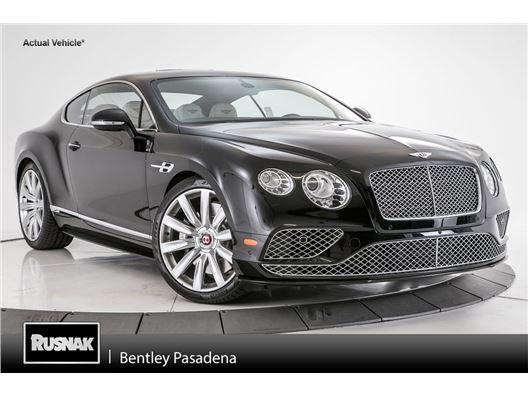 2017 Bentley Continental for sale in Pasadena, California 91105