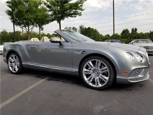 2017 Bentley Continental GTC for sale in Alpharetta, Georgia 30009