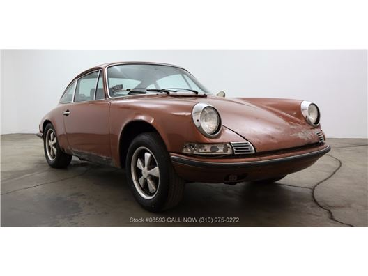 1969 Porsche 911S Coupe for sale in Los Angeles, California 90063