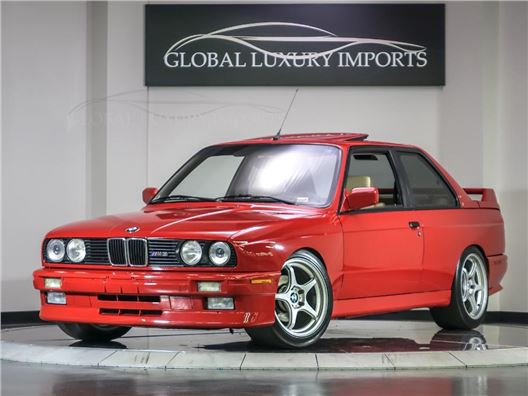 1988 BMW M3 for sale in Burr Ridge, Illinois 60527