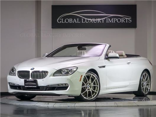 2012 BMW 6 Series for sale in Burr Ridge, Illinois 60527
