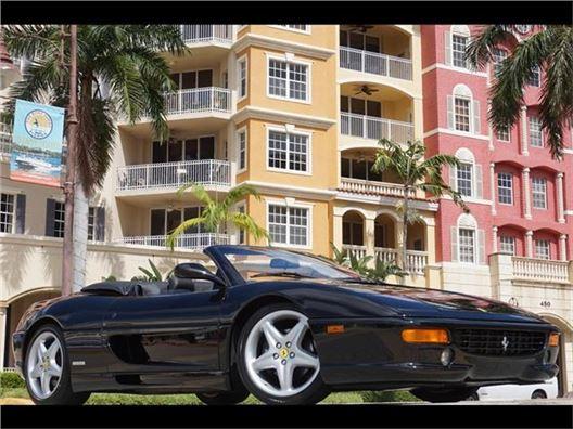 1998 Ferrari 355 6 Speed Spider for sale in Naples, Florida 34104