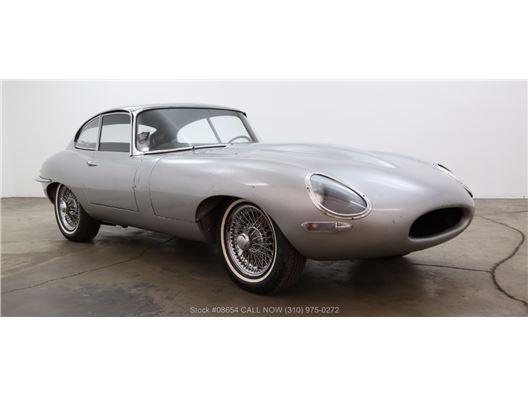 1962 Jaguar XKE FHC Flat Floor for sale in Los Angeles, California 90063