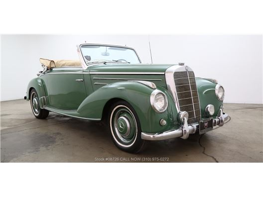 1953 Mercedes-Benz 220A Cabriolet for sale in Los Angeles, California 90063