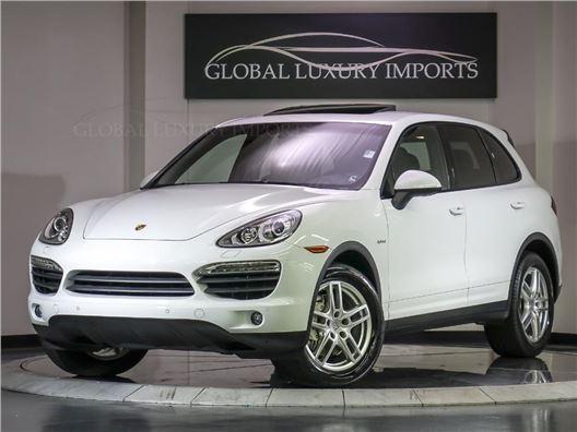 2014 Porsche Cayenne for sale in Burr Ridge, Illinois 60527
