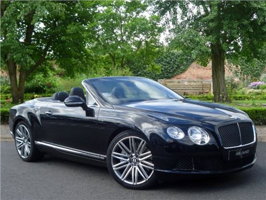 2013 Bentley Continental GTC for sale in Colchester United Kingdom