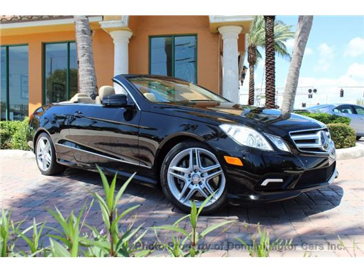 2011 Mercedes-Benz E-Class for sale in Deerfield Beach, Florida 33441