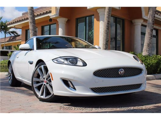 2014 Jaguar XK for sale in Deerfield Beach, Florida 33441