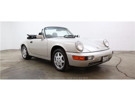 1990 Porsche 964 Cabriolet for sale in Los Angeles, California 90063