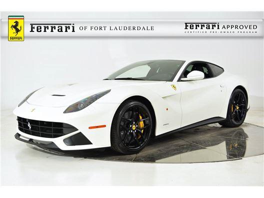 2016 Ferrari F12 Berlinetta for sale in Fort Lauderdale, Florida 33308
