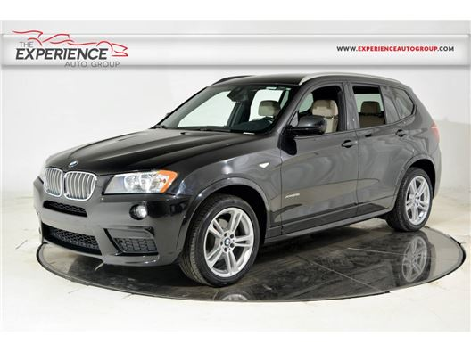 2013 BMW X3 xDrive28i for sale in Fort Lauderdale, Florida 33308