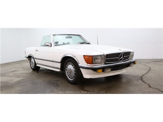 1973 Mercedes-Benz 450SL for sale in Los Angeles, California 90063