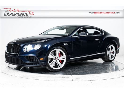 2016 Bentley Continental GT V8 S for sale in Fort Lauderdale, Florida 33308
