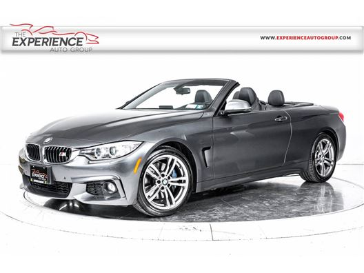 2015 BMW 428I Convertible for sale in Fort Lauderdale, Florida 33308