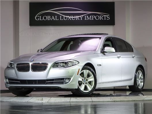 2013 BMW 5 Series for sale in Burr Ridge, Illinois 60527