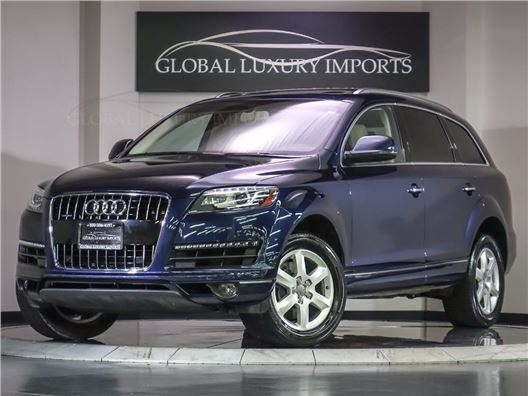 2015 Audi Q7 for sale in Burr Ridge, Illinois 60527