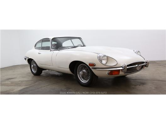 1971 Jaguar XKE Fixed Head Coupe for sale in Los Angeles, California 90063