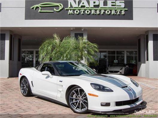 2013 Chevrolet Corvette ZR1 - 60th Anniversary Design Edition for sale in Naples, Florida 34104