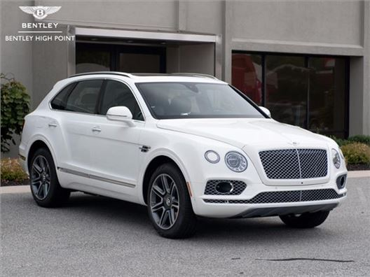 2018 Bentley Bentayga Activity Edition for sale in High Point, North Carolina 27262