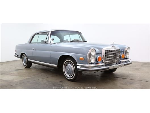 1971 Mercedes-Benz 280SE 3.5 Coupe for sale in Los Angeles, California 90063