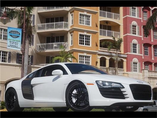 2008 Audi R8 V8 Coupe for sale in Naples, Florida 34104