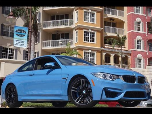 2015 BMW M4 Coupe for sale in Naples, Florida 34104