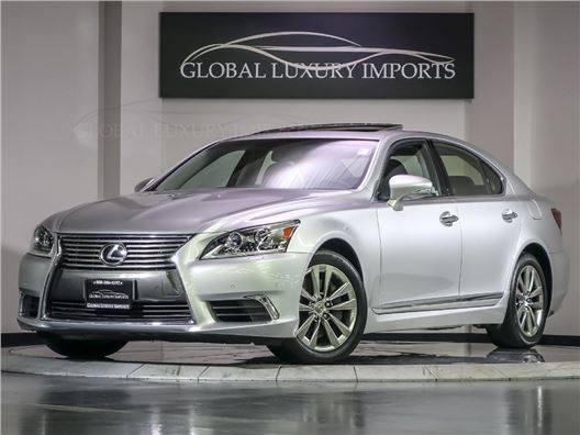 2015 Lexus LS 460 for sale in Burr Ridge, Illinois 60527