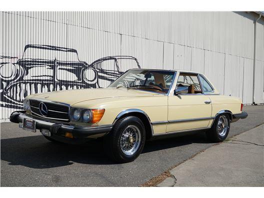 Mercedes benz 450sl for sale on gocars 5 available for Pleasanton mercedes benz dealer
