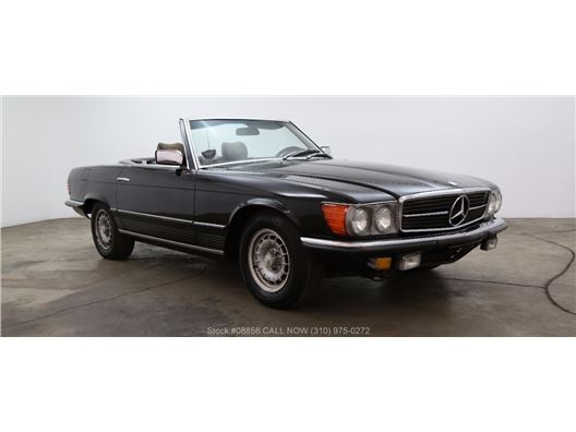 1982 Mercedes-Benz 280SL 5 Speed for sale in Los Angeles, California 90063