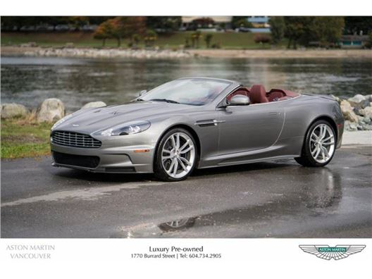 2010 Aston Martin DBS for sale in Vancouver, British Columbia V6J 3G7 Canada