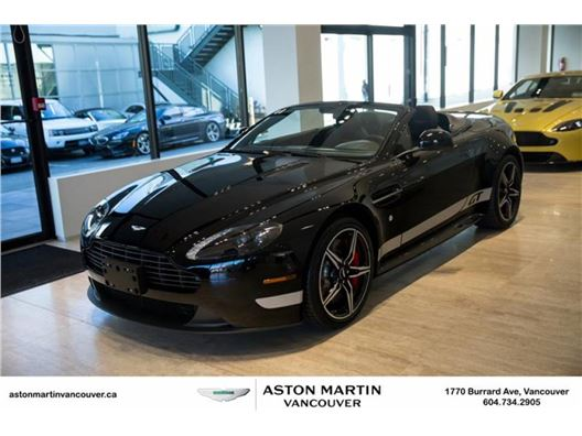 2016 Aston Martin Vantage GT for sale in Vancouver, British Columbia V6J 3G7 Canada