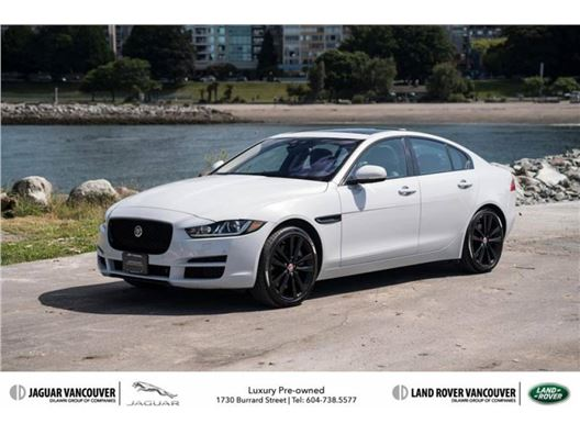 2017 Jaguar XE for sale in Vancouver, British Columbia V6J 3G7 Canada