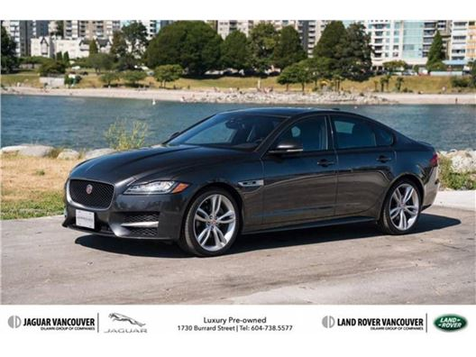 2017 Jaguar XF for sale in Vancouver, British Columbia V6J 3G7 Canada