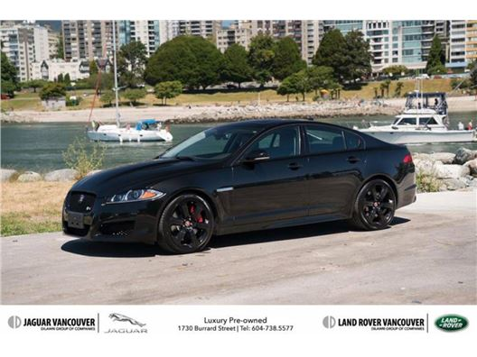 2015 Jaguar XFR for sale in Vancouver, British Columbia V6J 3G7 Canada