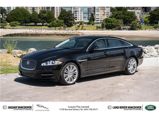 jaguar xjl for sale on gocars 2 available. Black Bedroom Furniture Sets. Home Design Ideas