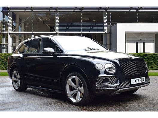 2017 Bentley Bentayga for sale in Sevenoaks United Kingdom