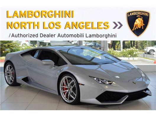 2016 Lamborghini Huracan LP610-4 for sale in Calabasas, California 91302
