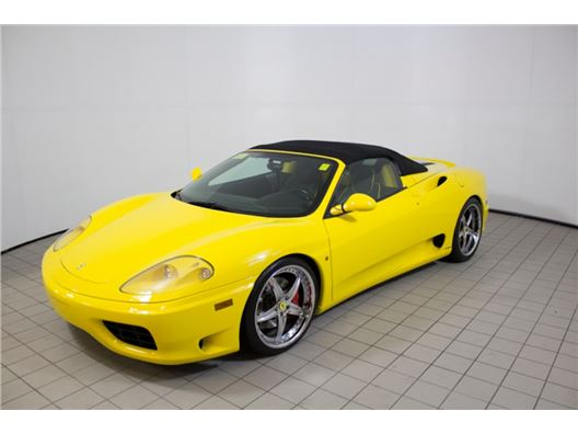 2001 Ferrari 360 Modena for sale in Norwood, Massachusetts 02062