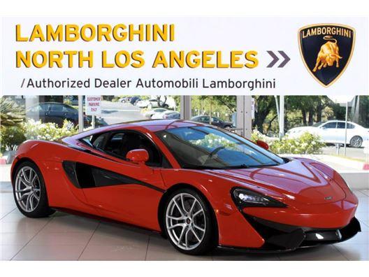 2016 McLaren 570S for sale in Calabasas, California 91302