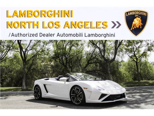 2013 Lamborghini Gallardo 560-4 Spyder for sale in Calabasas, California 91302