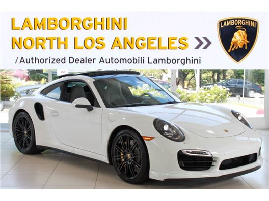 2014 Porsche 911 Turbo for sale in Calabasas, California 91302