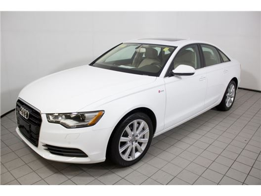 2014 Audi A6 for sale in Norwood, Massachusetts 02062