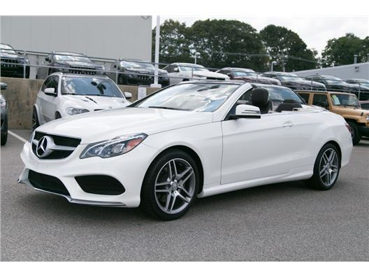 2016 Mercedes-Benz E-Class for sale in Norwood, Massachusetts 02062