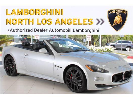 2012 Maserati GranTurismo Convertible for sale in Calabasas, California 91302