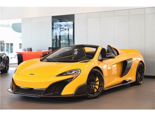 2016 McLaren 675LT for sale in Beverly Hills, California 90211
