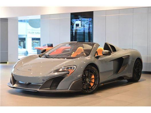 2016 McLaren 675LT for sale on GoCars.org
